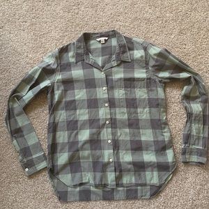 Gap Button Down Shirt Size Small